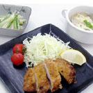 鶏味噌カツ