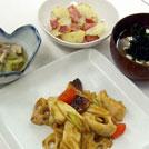 酢豚風炒め物